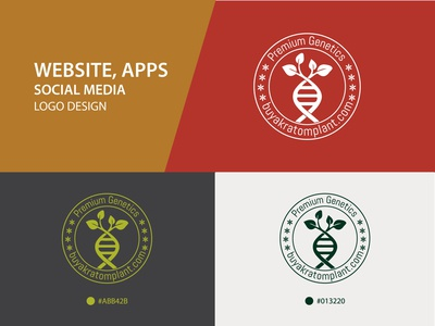 Website, Apps Or Social Media Logo Design