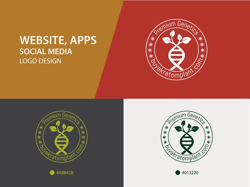 Website, Apps Or Social Media Logo Design