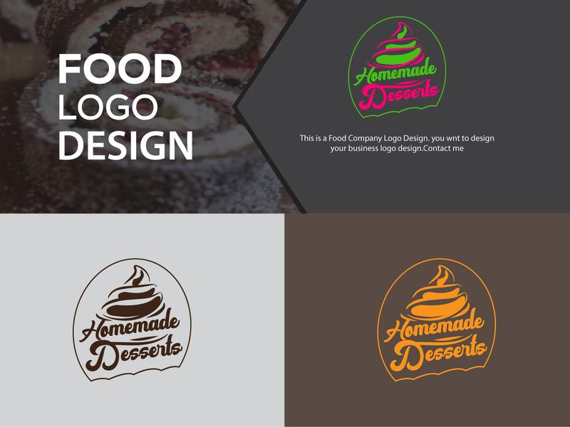 Restaurant Food Logo Design