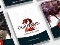 Guild Wars 2 Card Game 4/4