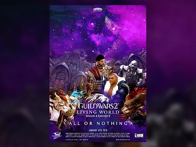 Guild Wars 2 S4E05 Movie Poster