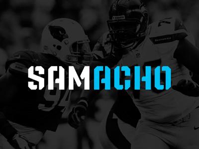 Sam Acho Typography