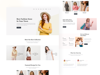 Shopify Website Design agency landing page website design best ui landingpage shopify website design shopify design shopify best landing page design awesome work homepage clean design agency
