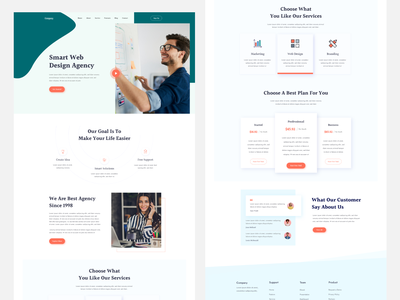 Digital agency landing page digital painting realestate rent house ductor design landing page digital best design uiux agency landing page agency website design awesome work best landing page design homepage agency design landingpage agency homepage digital agency digital agency landing page