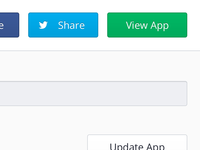 Kickfolio App Overview Redesign UI
