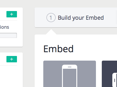 Dashboard Updates [Kickfolio] kickfolio dashboard clean mobile flat minimal