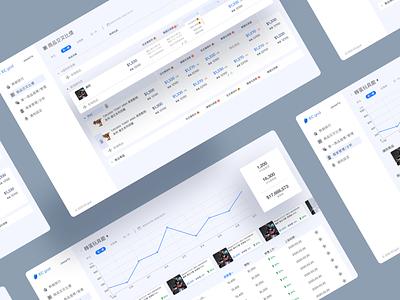 Pricing Comparison Platform Design chart comparison pricing product web ux ui ui design design