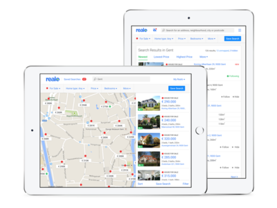 Realo: Responsive Search