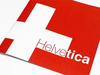 Helvetica Type Specimen Book