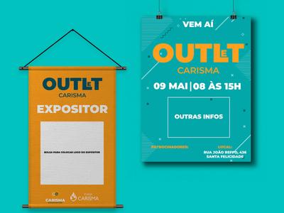 Posters e Banners design art design branding church poster print placas