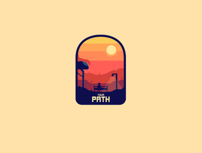 Your Path Badge