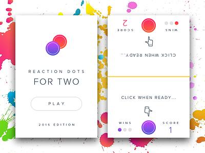 Color Dots dot colors color ios concept mobile design game app interface ux ui