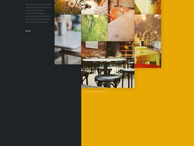 Foto - Free PSD website Template webdesign websites ui design web flat web design free psds psds free perspective plugin