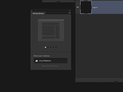 Mockup Monkey Plugin webdesign websites ui design web flat web design free psds psds free perspective plugin