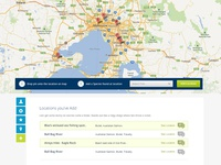 LocationFind Free PSD