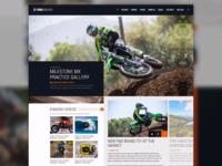 Moto Enduro Website