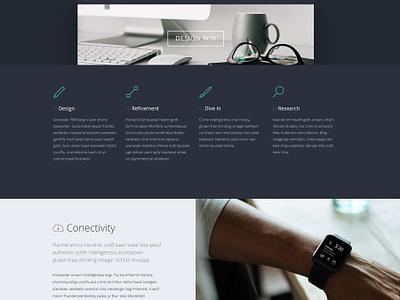 Tork - A Free PSD website template psd interface mockup free website psd photoshop ui website