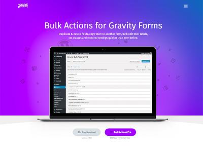 We're Live! plugins gravity forms wordpress