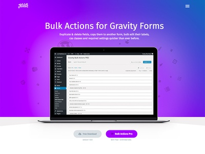 We're Live! plugins gravity forms wordpress