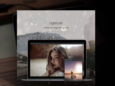 LightLush Photoshop Plugin