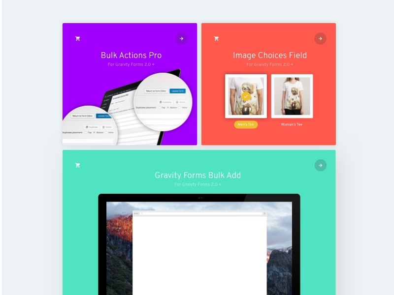 JetSloth Plugins colour ui design ux website design sketch jetsloth wordpress website ui