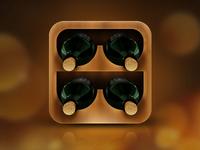 Wine Cellar Management App Icon
