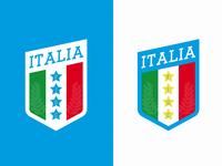 ITALIA LOGO WORLD CUP 2014 By Lucarossiweb