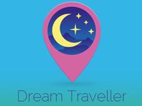 Dream Traveller icon App design