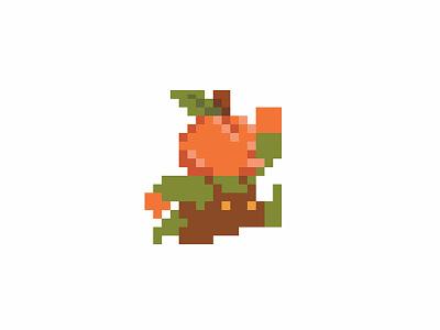 Peachy Mario illustrator pixel logo art design illustration vector