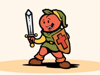 Legend of Peach