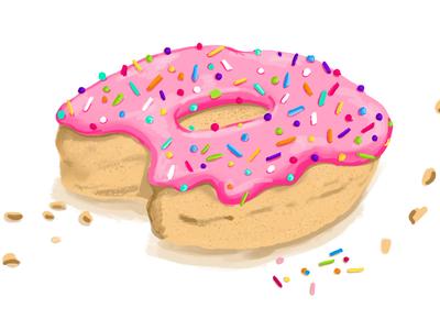 Donut Queen treat sweet