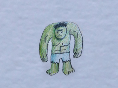 happy to help strong green muscle hulk colour fantasy dribbble mascot illustration design cartoon character
