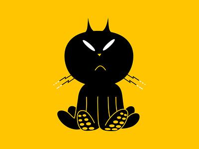 Cryptocat internet fullstack code tech github octocat branding colour vector fantasy animal dribbble mascot illustration design cartoon character