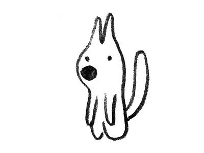 nature study animal dribbble mascot illustration design cartoon character