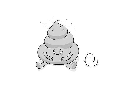 Best Friend branding monster fantasy vector animal dribbble illustration design mascot cartoon character