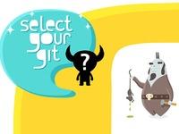 Select Git