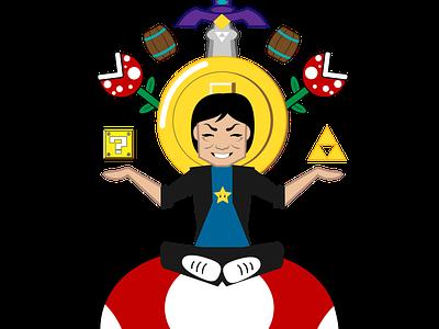 The Shigeru branding vector illustration design