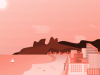 Ipanema Illustration