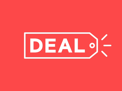 Reveal-A-Deal save deal aftereffects flat animation motion illustration