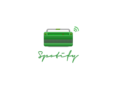Spotify pixel icon spotify