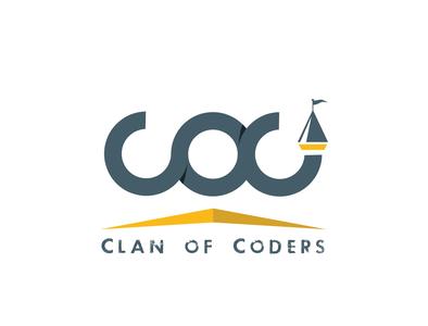 COC logo logo design branding logotype vector icon design branding logo design logo
