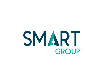 Smart Group logo logo designer business logo logo design branding logotype vector icon design branding logo design logo