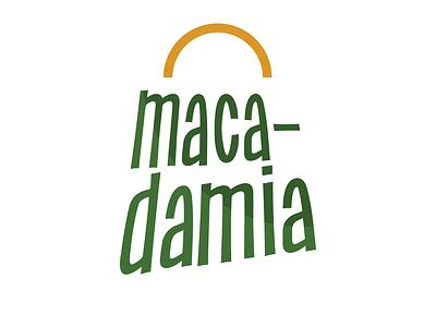macadamia - Rejected logo logo designer business logo logo design branding logotype vector icon design branding logo design logo