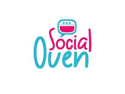 Social Oven logo logo designer business logo logo design branding logotype vector icon design branding logo design logo