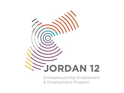 Jordan12 logo logo design branding vector icon design logo logo design branding