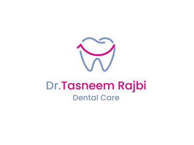 Dr.Tasneem Rajabi logo logo designer business vector icon design logo design logo branding