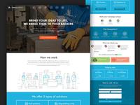 Ideaspatcher website