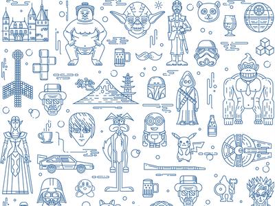 Games studio pattern