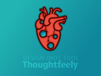 Design Thoughtfeely: Pitfalls of Intuition -  Article Icon