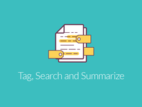 Tag, Search And Summarize Google Docs